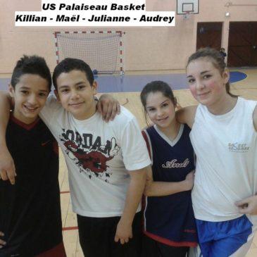 Stage de Basket-Ball et d'arbitrage