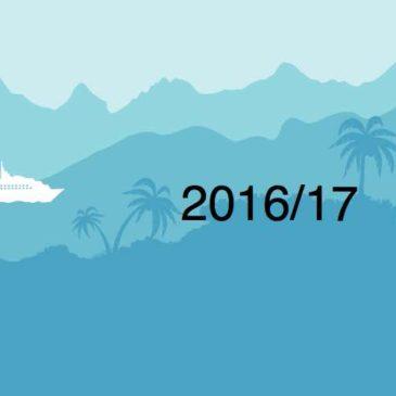 Préparation de la saison 2016 / 2017