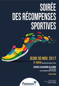 Soirée des récompense sportives Palaiseau 2017