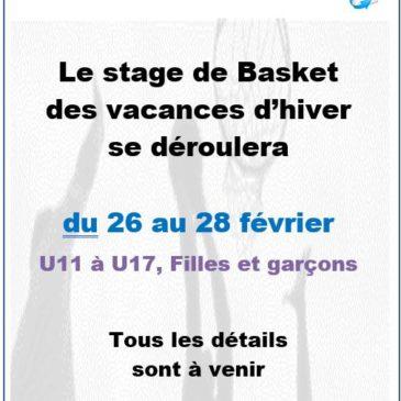 Stage février