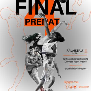 Finales Prénat. séniors à Palaiseau