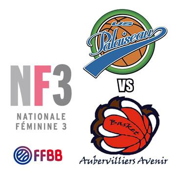 Reportage Live du Match Aubervilliers – Palaiseau